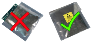 Enclose Shielding Bags