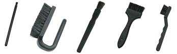 Examples of Conductive Brushes