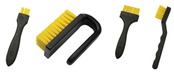 Examples of Dissipative Brushes