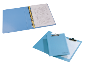Examples of Ring Binders and Clipboards