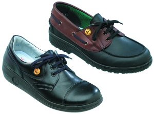 Examples of ESD Shoes