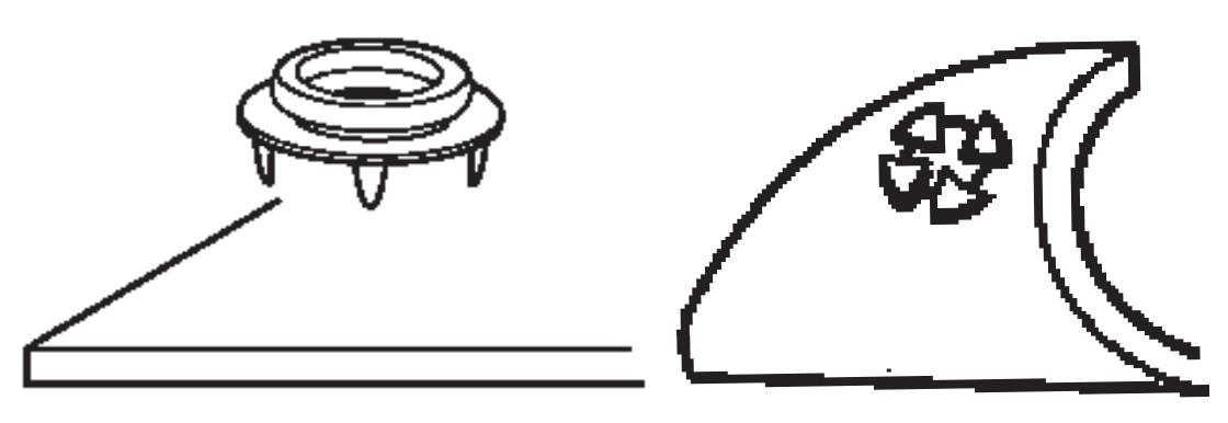 Installing Push & Clinch Mat Grounding Snap