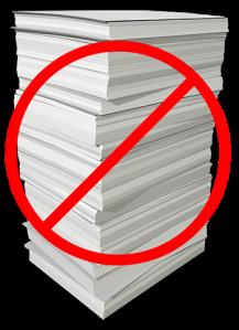 No more Paper Logs