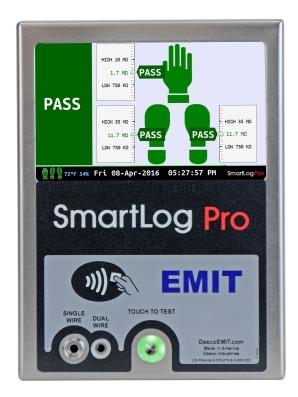 SmartLog Pro - Testing