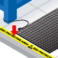 Floor Mat Grounding Cord